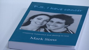 Mark Sims' book cover