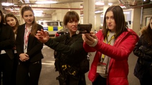 Jersey Police aim to increase number of women officers
