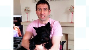 Dog lover Ben Parkinson becomes patron of Scottie rescue charity