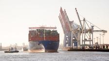 Hamburg cargo