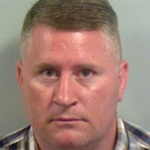 Britain First leader Paul Golding