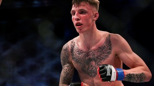 Ballymena fighter aiming to win BAMMA world title