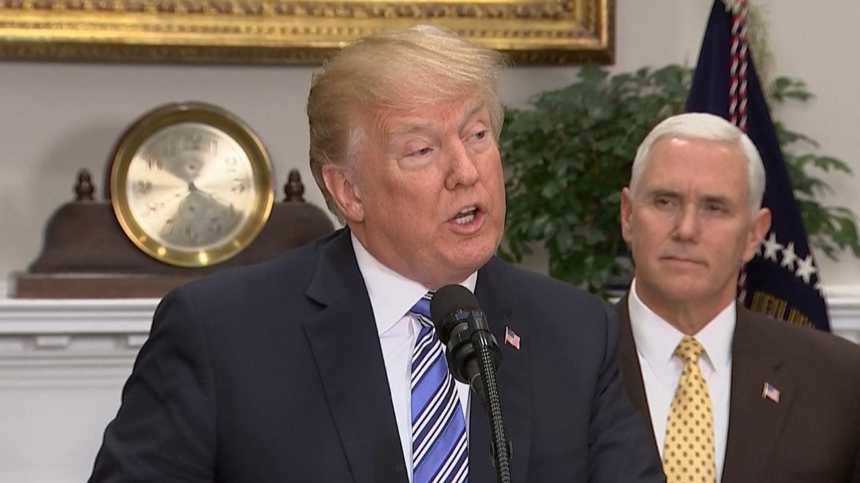 Donald Trump announces new tariffs on steel and aluminium ...