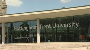 Three people have been released after racist chants at Nottingham Trent University