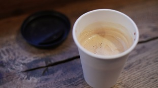 Ministers accused of inaction after Government fails to back 25p 'latte levy' on disposable cups