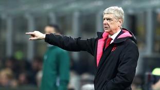 Arsenal need to build on Milan win - Arsene Wenger