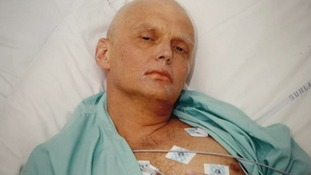 The case is being likened to the murder of ex-Russian spy Alexander Litvinenko