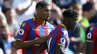 Roy Hodgson optimistic about Wilfried Zaha returning for Crystal Palace against Chelsea