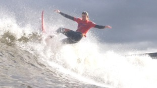 Cornish surfer hopes for Olympic selection
