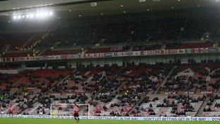 Sunderland to close part of Stadium of Light next season