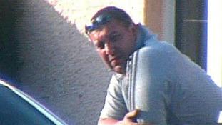 Former UVF commander Gary Haggarty.
