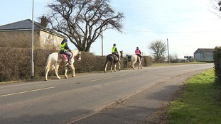 Campaign to slash the speed limit on rural roads to cut the dangers to horses