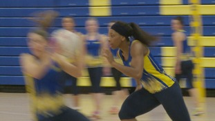 A big year ahead for Team Bath netball captain