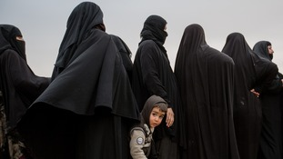 UN envoy: 'gross lack' of support for women and girls raped by Islamic State in Iraq