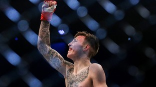 Ballymena's McKee claims BAMMA world title