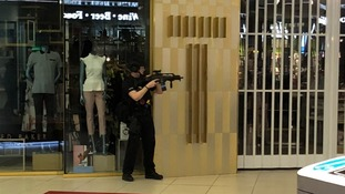 Police say there isn't any specific intelligence to suggest the airport is at risk of an imminent attack.