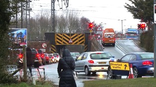 Fears grow that notoriously busy level crossing could derail plans to build £70m rail depot
