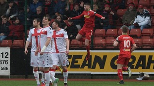 Crusaders' lead cut amid latest Premiership action
