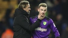 James Maddison scored a hat-trick for Norwich City.