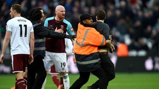 Police investigate assault claims after West Ham crowd disturbances