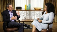 Lance Armstrong's interview with Oprah Winfrey