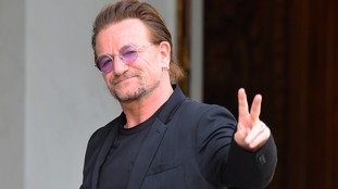 Bono apologises after 'serious and multiple' bullying claims at charity