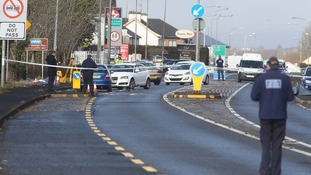 Man dies after pedestrians struck by car in Co Donegal