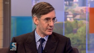 Jacob Rees-Mogg calls for 'Brexit dividend' to be spent on NHS
