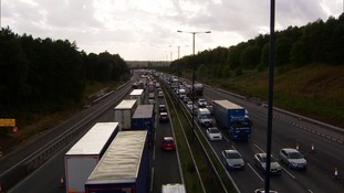 The new forest will have the M62 as its 'spine'