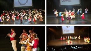 City hosts UK's largest Polish folklore festival