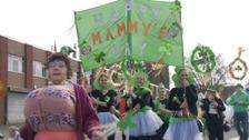 St Patrick's Day parade 2018.