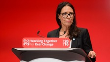 Debbie Abrahams is the subject of an investigation by the party