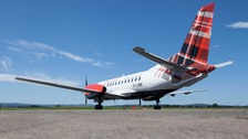 Loganair has been named as the airline partner.