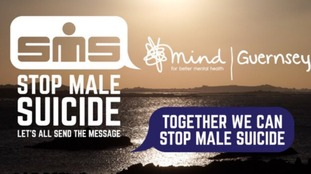 Stop Male Suicide campaign launched in Guernsey