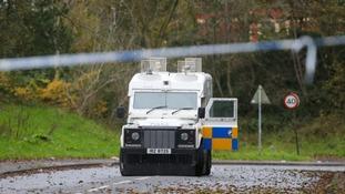 Police said the alert caused dirsuption in the Poleglass area.