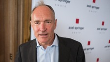 World Wide Web inventor Sir Tim Berners-Lee warns internet is under threat