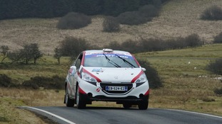 Rally: Jersey's Fossey excels in first round of Asphalt Championships
