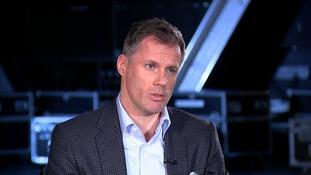 Former England and Liverpool defender Jamie Carragher 'devastated' by spitting incident