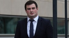 Rory Harrison was being cross examined as this trial entered its seventh week.