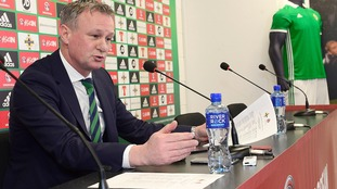 NI boss O'Neill clarifies concerns on eligibility