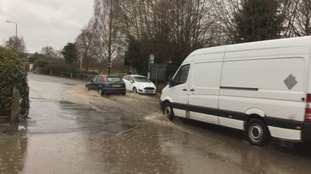 Flood warnings in place for parts of the Midlands