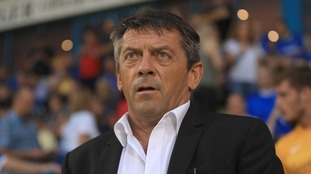 Phil Brown announced as new Swindon manager