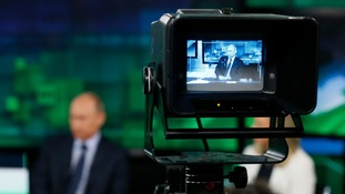 Action could be taken against TV channel Russia Today as part of a British response.