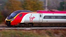 Virgin Trains services will be affected.