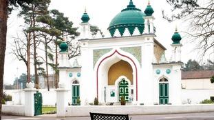 Shah Jahan Mosque in Woking, Surrey