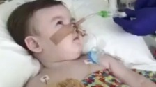 Alfie Evans' ventilator could be switched off on Friday, says dad