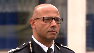 Counter-terrorism chief Neil Basu