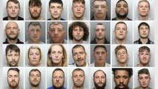 Drugs gang jailed for 193 years for flooding Welsh towns with heroin