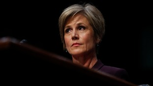 Former acting Attorney General Sally Yates
