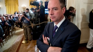 Former White House chief of staff Reince Priebus